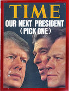 Time Magazine June 21, 1976 Magazine