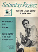 The Saturday Review February 10, 1962 Magazine
