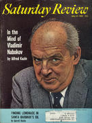 The Saturday Review May 10, 1969 Magazine