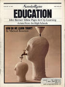 The Saturday Review August 19, 1972 Magazine