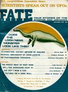 Fate Magazine December 1968 Magazine