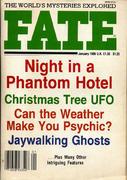 Fate Magazine January 1986 Magazine