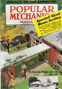 Popular Mechanics October 1, 1954 Magazine