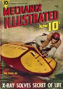 Mechanix Illustrated Magazine June 1939 Magazine