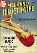 Mechanix Illustrated Magazine August 1939 Magazine