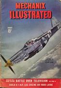 Mechanix Illustrated Magazine January 1945 Magazine