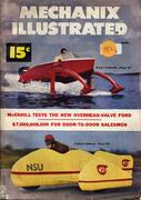 Mechanix Illustrated Magazine April 1952 Magazine
