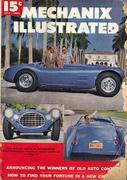 Mechanix Illustrated Magazine July 1952 Magazine