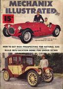 Mechanix Illustrated Magazine September 1952 Magazine