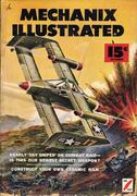 Mechanix Illustrated Magazine October 1952 Magazine