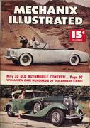 Mechanix Illustrated Magazine December 1952 Magazine