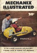 Mechanix Illustrated Magazine September 1953 Magazine