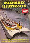Mechanix Illustrated Magazine March 1953 Magazine