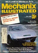Mechanix Illustrated Magazine July 1971 Magazine