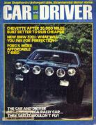 Car and Driver Magazine December 1976 Magazine