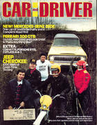 Car and Driver Magazine March 1977 Magazine