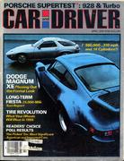 Car and Driver Magazine April 1978 Magazine