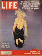 LIFE Magazine November 9, 1959 Magazine