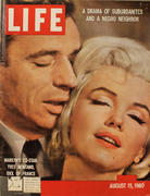 LIFE Magazine August 15, 1960 Magazine