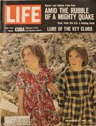 LIFE Magazine September 21, 1962 Magazine