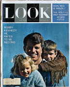 LOOK Magazine May 21, 1963 Magazine