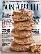 Bon Appetit Magazine March 2006 Magazine