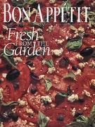 Bon Appetit Magazine August 1995 Magazine