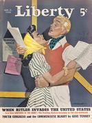 Liberty Magazine August 31, 1940 Magazine