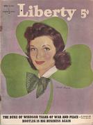 Liberty Magazine March 22, 1941 Magazine