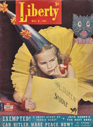 Liberty Magazine November 8, 1941 Magazine