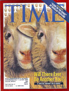 Time Magazine March 10, 1997 Magazine