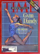 Time Magazine July 27, 1992 Magazine