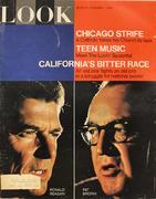 LOOK Magazine November 1, 1966 Magazine