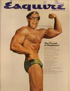 Esquire December 1, 1970 Magazine