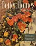 Better Homes And Gardens Magazine April 1952 Magazine