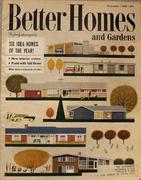 Better Homes And Gardens Magazine September 1958 Magazine