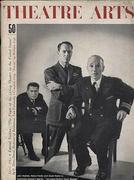 Theatre Arts Magazine April 1954 Magazine