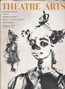 Theatre Arts Magazine January 1962 Magazine