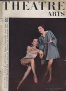 Theatre Arts Magazine September 1953 Magazine