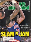 Sports Illustrated February 13, 1989 Magazine