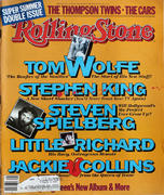 Rolling Stone Magazine July 19, 1984 Magazine
