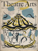 Theatre Arts Magazine June 1947 Magazine