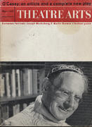 Theatre Arts Magazine May 1960 Magazine