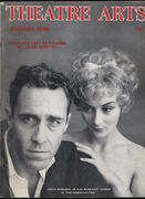 Theatre Arts Magazine January 1959 Magazine