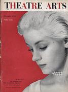 Theatre Arts Magazine December 1957 Magazine