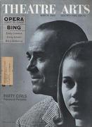 Theatre Arts Magazine March 1960 Magazine