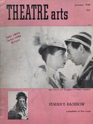 Theatre Arts Magazine January 1949 Magazine