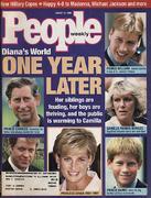People Magazine August 31, 1998 Magazine