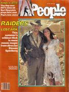 People Magazine July 20, 1981 Magazine