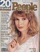 People 20th Anniversary Issue March 1994 Magazine